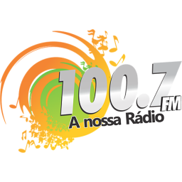 Logotipo 100.7 FM