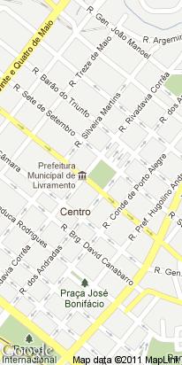 av. alm. tamandare, 2076, centro, santana do livramento, rs, brasil