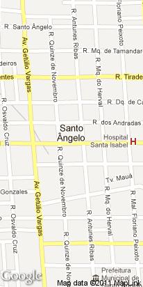 av. brasil, 1000, centro, santo angelo, rs, brasil