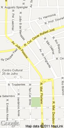 av. joao pessoa, 144, centro, santa cruz do sul, rs, brasil
