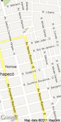 av. nereu ramos, 1057, centro, chapeco, rs, brasil