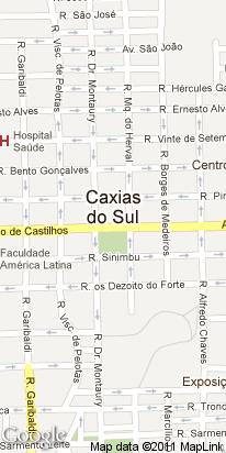 av therezinha pauletti sanvitto, 333, desvio rizzo, caxias do sul, rs, brasil