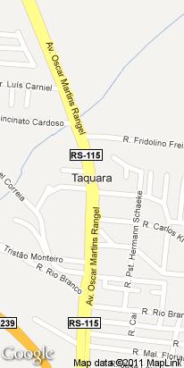 r guilherme lahm, 1175, centro, taquara, rs, brasil