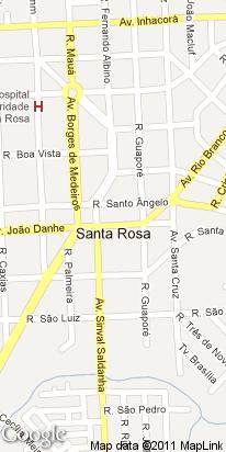 r olavo bilac, 166, centro, santa rosa, rs, brasil