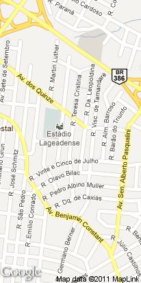 r teresa cristina, 353, florestal, lajeado, rs, brasil