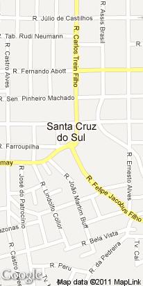 tr. erico verissimo, 430, centro, santa cruz do sul, rs, brasil