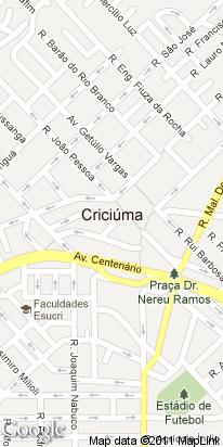 av. centenario, 3050, centro, criciuma, sc, brasil