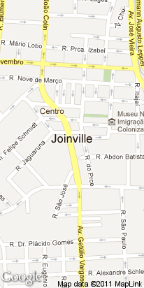 av. dr albano schulz,815, centro, joinville, sc, brasil