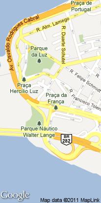av. paulo fontes, 1210, centro, florianopolis, sc, brasil