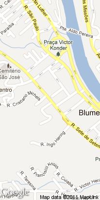 r. 7 de setembro, 1415, centro, blumenau, sc, brasil