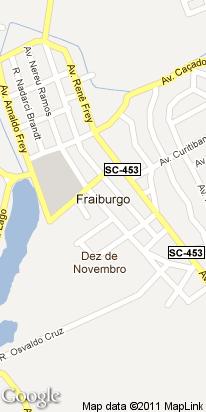 r das hortencias, 265, jd da hortencias, fraiburgo, sc, brasil