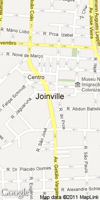 r jacob richlim, 208, centro, joinville, sc, brasil