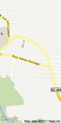 rod admar gonzaga, 600, itacorubi, florianopolis, sc, brasil