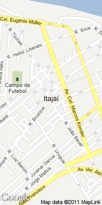 rua brusque, 947, centro, itajai, sc, brasil