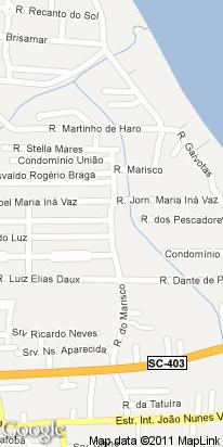 rua dos mariscos, 550, ingleses, florianopolis, sc, brasil