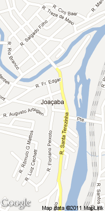 rua getulio vargas, 2125, centro, joacaba, sc, brasil