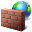Picture of Windows Firewall icon