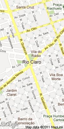 av 2, 198, centro, rio claro, sp, brasil