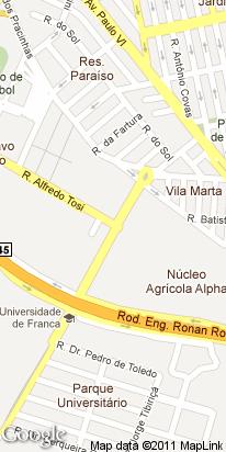 av. alfredo tosi, 1088, nucleo alpha, franca, sp, brasil