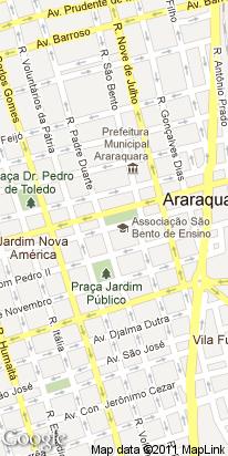 av brasil, 521, centro, araraquara, sp, brasil