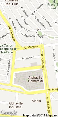 avenida cauaxi 223, alphaville, alphaville, sp, brasil