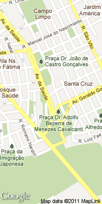 avenida da saude, 526, boa vista, americana, sp, brasil
