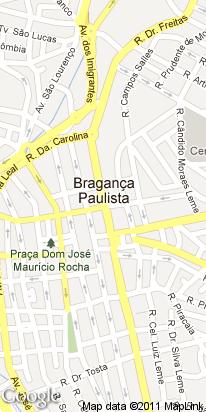 praca jose bonifacio, 98, centro, braganca paulista, sp, brasil