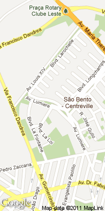 r boulevard de la loi, 601, centreville, limeira, sp, brasil