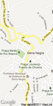r coronel pedro penteado, 201, centro, serra negra, sp, brasil