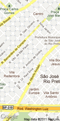 r independencia, 3253, centro, sao jose rio preto, sp, brasil