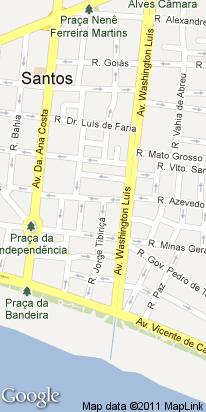 r jorge tibirica, 4, gonzaga, santos, sp, brasil