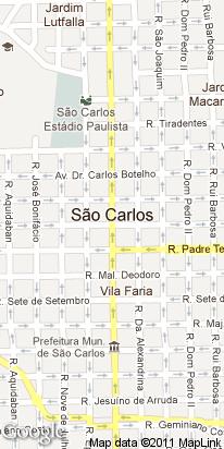 r. r jacinto favoretos, 782, centro, sao carlos, sp, brasil