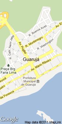 rua iracema, 42, praia da enseada, guaruja, sp, brasil