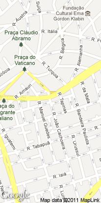 rua joao cachoeira , 107, itaim bibi, sao paulo, sp, brasil