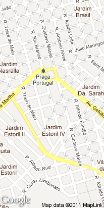 rua luso brasileira, 4-44, jd estoril, bauru, sp, brasil