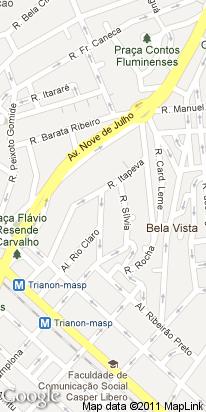 rua pamplona, 83, bela vista, sao paulo, sp, brasil