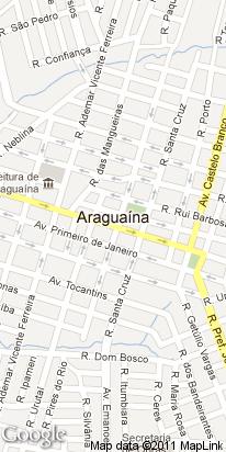 av. tocantins, 250, centro, araguaina, to, brasil